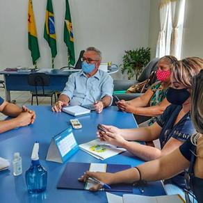 Prefeito Camilo Silva firma parceira com IEPTEC para oferecer cursos de qualificação profissional em