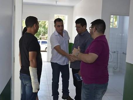 Recordações: Centro de Saúde Ilson Ribeiro