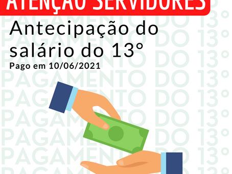 Câmara de Tarauacá antecipa 50% do 13° salário dos servidores