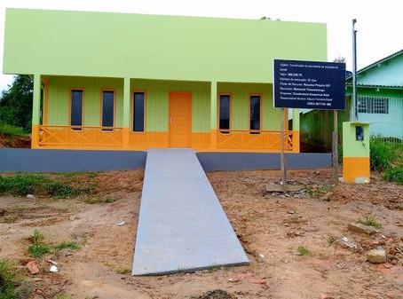 Secretaria de Assistência Social de Marechal Thaumaturgo tem pela primeira vez um prédio próprio