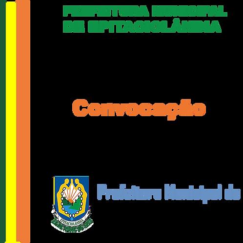 Convocação - Rayd Roger Ribeiro Mendonça