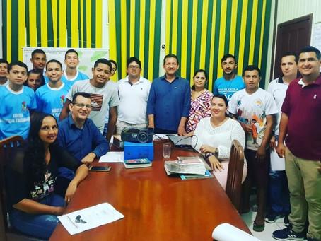 Marechal Thaumaturgo foi um dos três municípios do Acre que receberam o Selo UNICEF