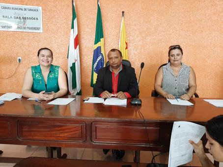 42º Sessão Ordinária é realizada na Câmara de Tarauacá
