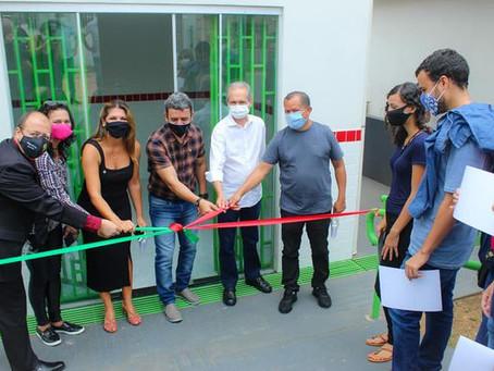 VIce-prefeita prestigia cerimônia de inauguração do auditório Antônio Zaine no Ifac