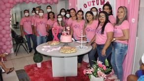 Saúde: Prefeitura promove a campanha Outubro Rosa e divulga dadas de atendimento