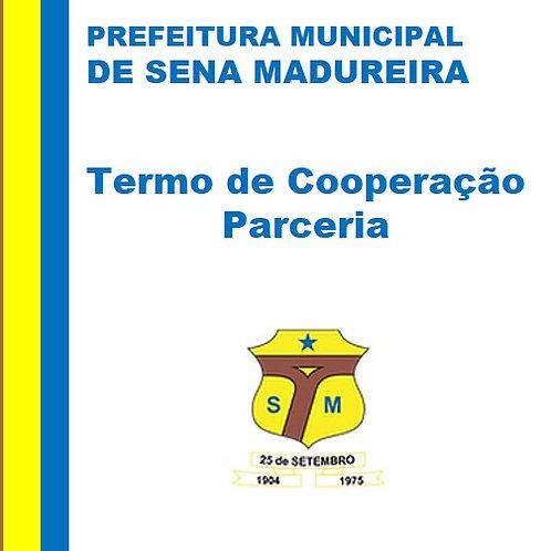 Termo de Cooperação Técnica - Corpo de Bombeiro e Prefeitura Municipal