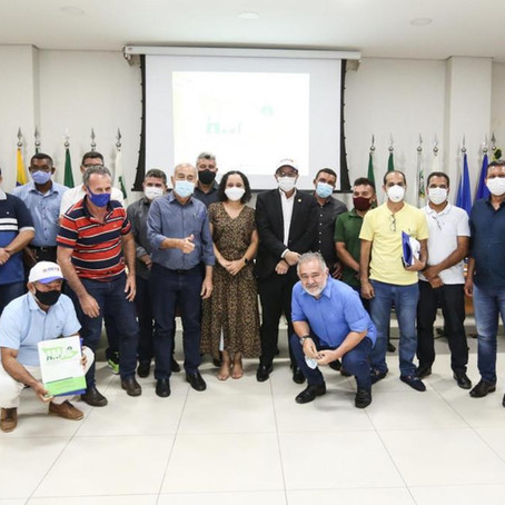 Prefeito participa do lançamento do Programa Qualifica Acre criado pelo Senac