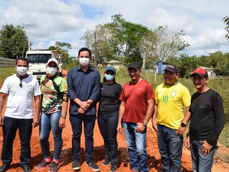 Prefeitura e Secretaria de Estado de Meio Ambiente avançam obras de recuperação de ramais