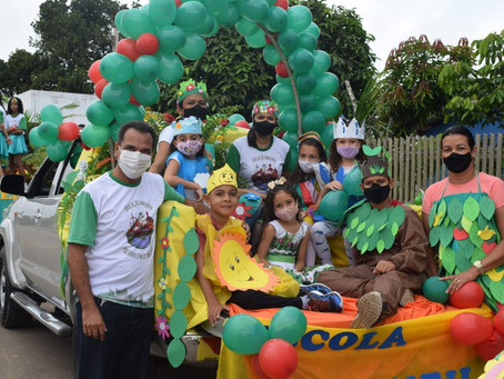 Rodrigues Alves – Prefeitura encerra atividades alusivas à Semana do Meio Ambiente
