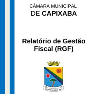 RGF de 2015 - 2º Quadrimestre