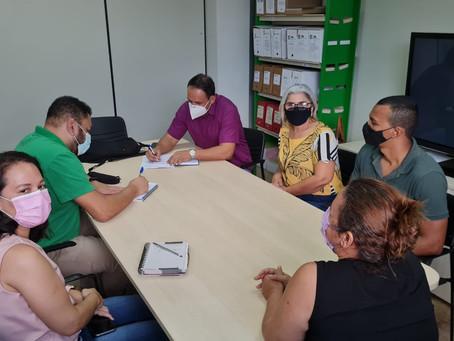 Secretaria de Educação busca parceria com entidades para beneficiar jovens guiomarenses