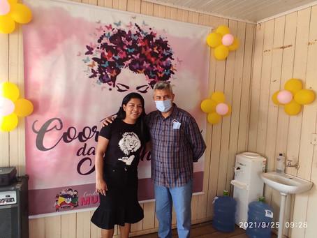 Prefeitura promove ação itinerante na zona rural no Polo Agroflorestal Xapuri II