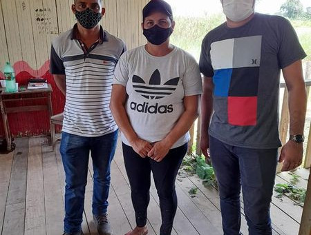 Vereadores visitam e dialogam com comunidade Pae Remanso e Subaia