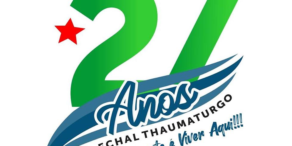 27° Aniversário de emancipação