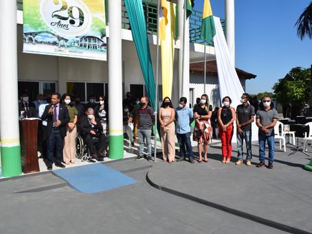 Rodrigues Alves - Prefeitura abre programação da Semana Cultural pelo 29º aniversário da cidade