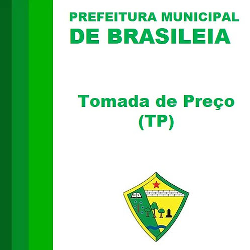 TP N° 001/2019 (Construção da Garagem Municipal de Brasileia)