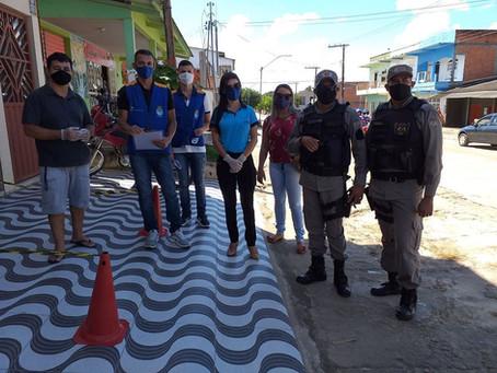 Prefeitura de Rodrigues Alves após registros de Covid-19, fiscalizações serão intensificadas