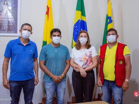 Parceria entre Rodrigues Alves, Mâncio Lima e Governo do Acre inicia melhorias de ramais