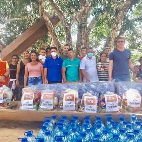 Município de Porto Walter segue firme nas ações de solidariedade