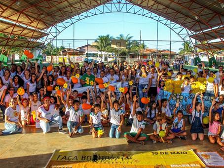 Prefeitura de Brasileia realiza ato em alusão ao dia da Exploração Sexual contra crianças e adolesce