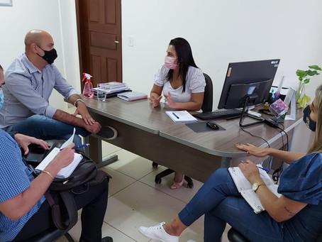 Prefeitura assina termo de cooperação com governo para garantir regularização fundiária no Quinari