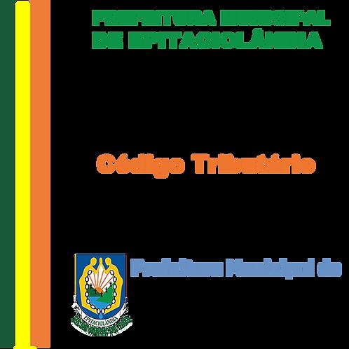 Lei Complementar nº 003/2005 - Código Tributário
