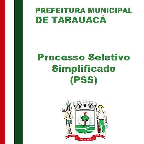PSS N° 002/2020 - CADASTRO DE RESERVA DE PROFESSOR DO 1º SEGMENTO (1ª a 4º)