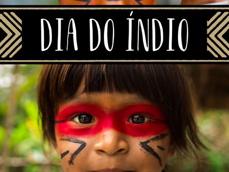 19 de abril Dia do Índio