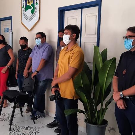 Secretarias municipais de educação de Feijó e Tarauacá firmam parceiras