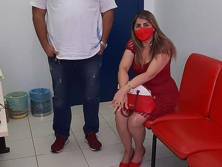 Parlamentar parabeniza coordenador do Hospital Ary Rodrigues por transparência