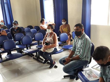 Vereadores da Câmara de Capixaba promovem diálogo entre a prefeitura e agentes de saúde e endemias