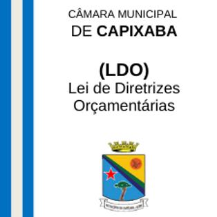 LDO 2019 - Lei n° 517/2018