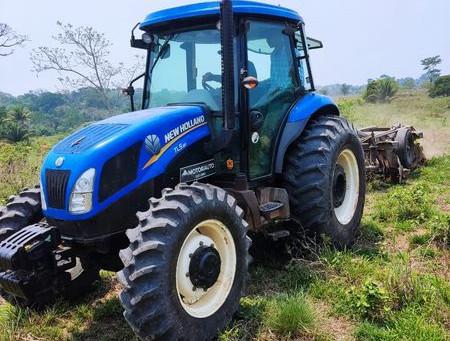 Zona rural: Programa de Mecanização a todo vapor em Xapuri