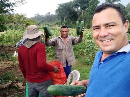Porto Acre apoia os produtores rurais