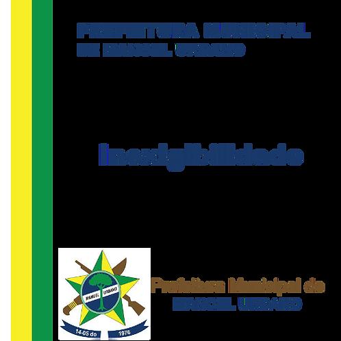 Inexigibilidade 045/2017 ( BANDA RABO DE VACA/ BANDA TRIO FURAÇÃO DO FORRÓ )