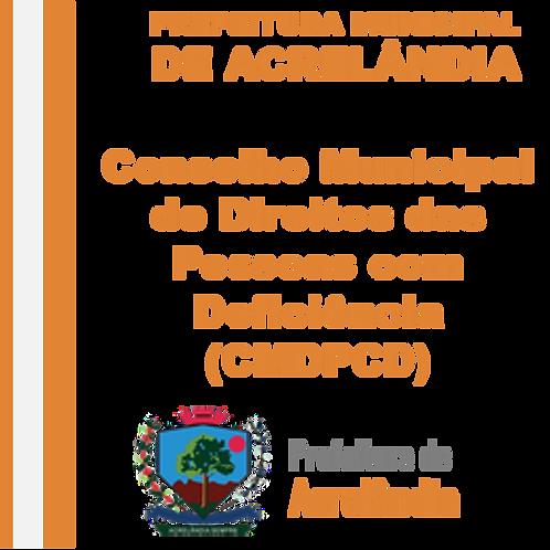 Decreto N° 112/2019 - Nomeia os novos representantes, do Conselho