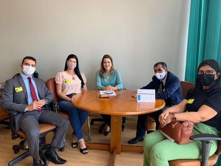 Em Brasília-DF, prefeito Bené Damasceno e equipe buscam recursos para investimento em Porto Acre