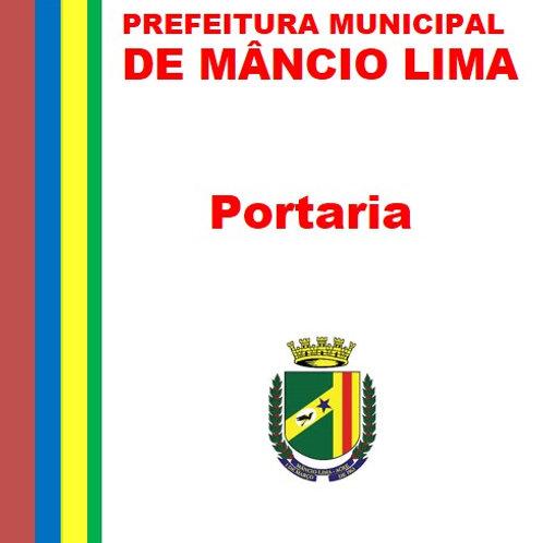 Portaria Nº 125/2020 -  Afastamento ANDREA OLIVEIRA CORREIA