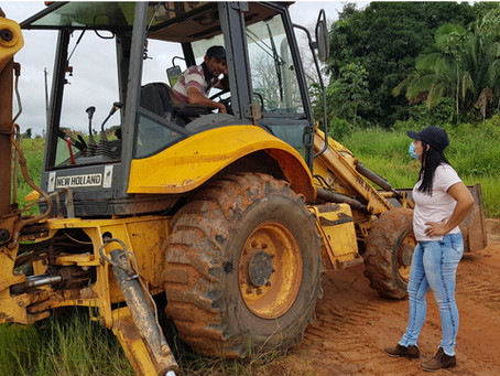 Presença constante: Caravana comandada por Rosana Gomes visita comunidades rurais no Quinari