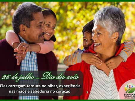 Prefeitura de Senador Guiomard homenageia todos os avós