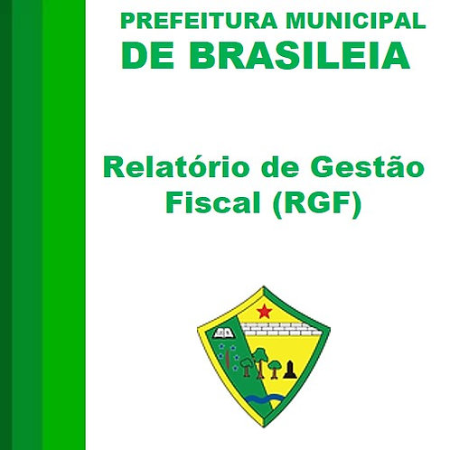 RGF de 2017 - 1º quadrimestre