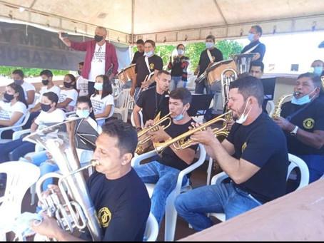 Cultura: Prefeitura investe em cultura e reforça importância do setor no desenvolvimento da cidade