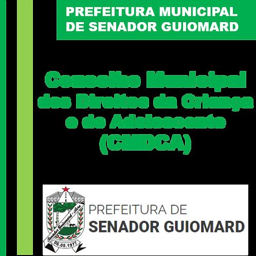 Eleição do Conselho Tutelar  2020-2024