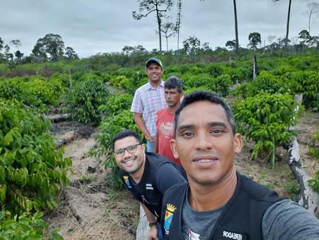 Parlamentares visitaram produtores do PA São Luis do Remanso e garantiram apoio ao setor