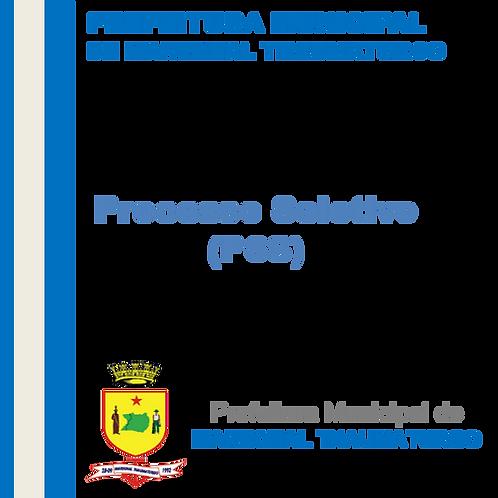 PSS 02/2020 - I EDITAL FESTIVAL CULTURA EMCASA
