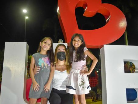 Trem da Alegria e Palhaço Peteleco animam a festa do dia das crianças em Brasileia