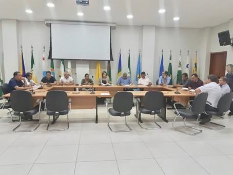 Prefeito Isaac Lima participa de pauta importantíssima sobre o ICMS na AMAC
