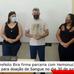 Prefeito Bira firma parceria com Hemonucleo do Hemoacre de Brasiléia para doação de sangue
