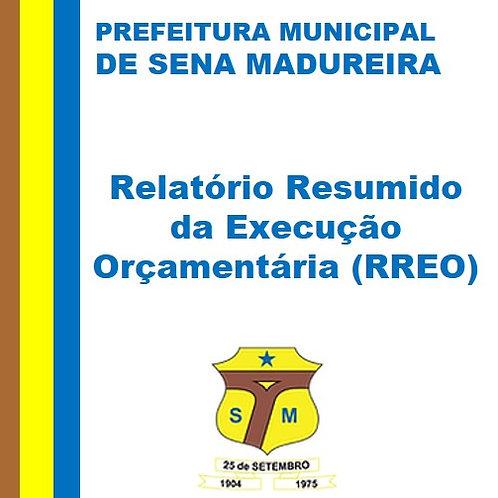 RREO 2015 - 5º Bimestre