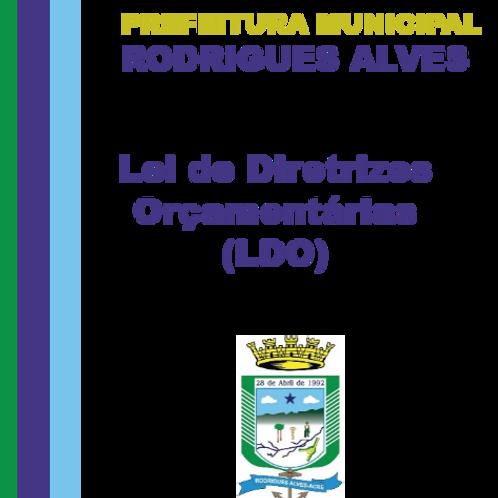 LDO 2017 (Lei nº 192/2016 de 21/10/2016)